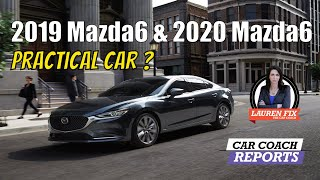 2019 Mazda6 - Practical Review | Expert Car Review