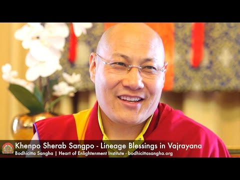 Awakened Mind Series [3]: Lineage Blessings in Vajrayana