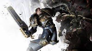 Warhammer 40K : Space Marine - Trailer