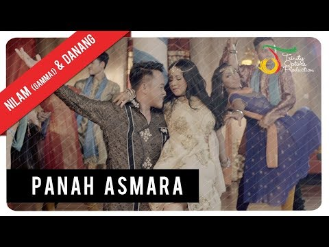 Nilam (Gamma1) & Danang - Panah Asmara | Official Video Clip
