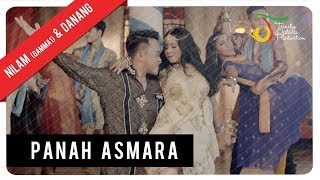 Nilam (Gamma1) & Danang - Panah Asmara | Official Video Clip Mp3