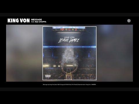 King Von – Message ft. NLE Choppa