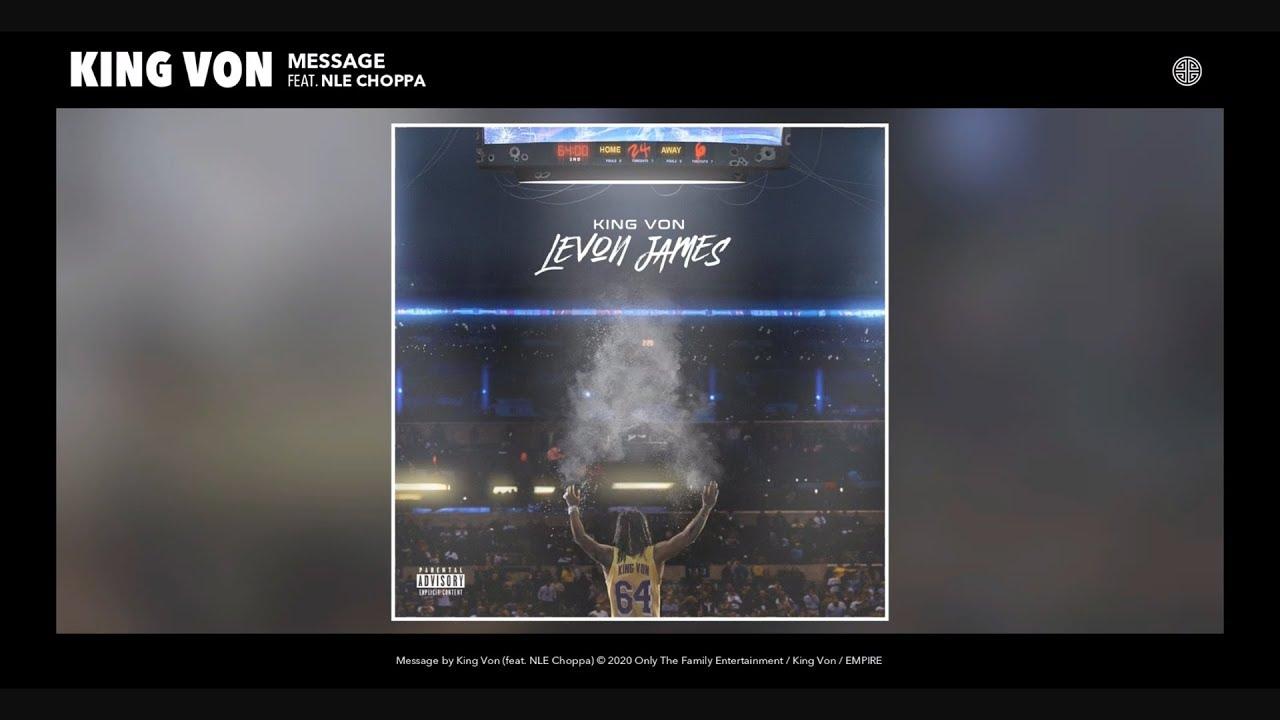 Download King Von - Message (Audio) (feat. NLE Choppa)