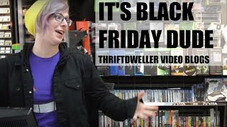 I FORGOT IT WAS BLACK FRIDAY? Game Hunting Video Blog