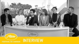 JUSTE LA FIN DU MONDE - Interview - VF - Cannes 2016
