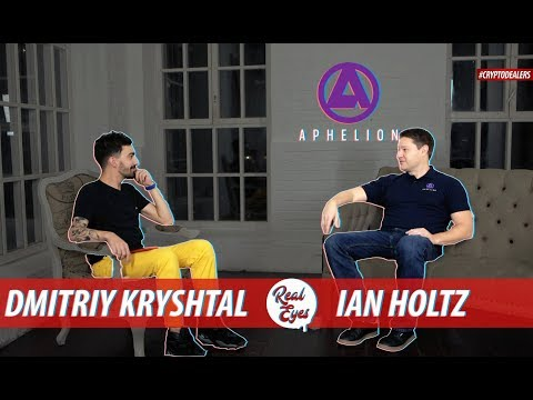 Aphelion. Interview.  Decentralized P2P Exchange Solution. Real Eyes. Cryptodealers