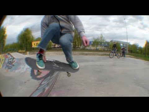 Rivne skateboarding