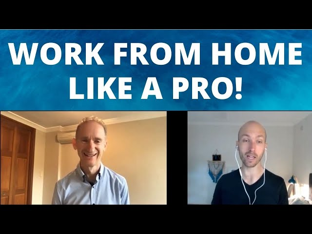 Top 10 Work From Home Productivity Tips   Master Working from Home!