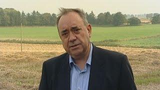 Alex Salmond criticises