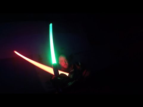 Dr. John Cooper - Lightsaber Dueling Now A Competitive Sport In France