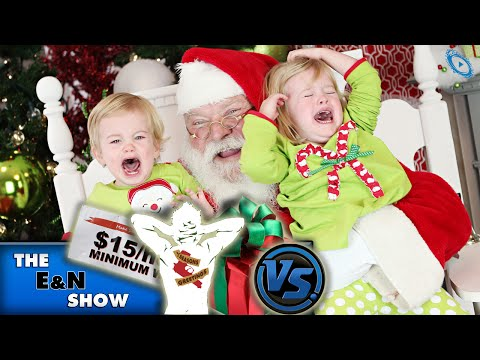 Xmas Movies & Memories, McDonalds, LoL vs HoTS  - The Everything & Nothing Show Ep.27