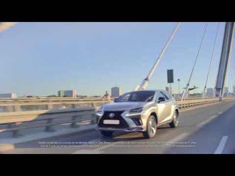 anuncio lexus nx 300h 2018 - youtube