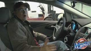 Fred Mueller 2012 Buick Verano Test Drive