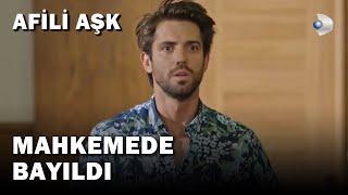 Volkan Yüzünden Mahkeme Ertelendi - Afili Aşk 18.Bölüm