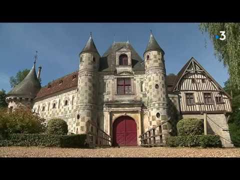 Les belles demeures de Normandie - épisode 4: le château de Saint-Germain-de-Livet