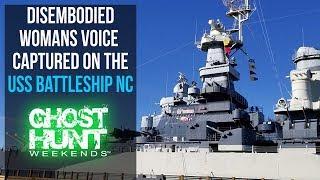 Haunted Battleship Wilmington NC - Haunted USS Battleship North Carolina