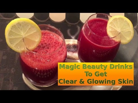 Magic Beauty Juice To Get Clear & Glowing Skin Like Bollywood Celebrities In 7 Days