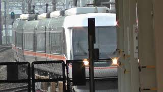 JR東海383系A9編成 特急しなの長野ゆき 金山駅通過
