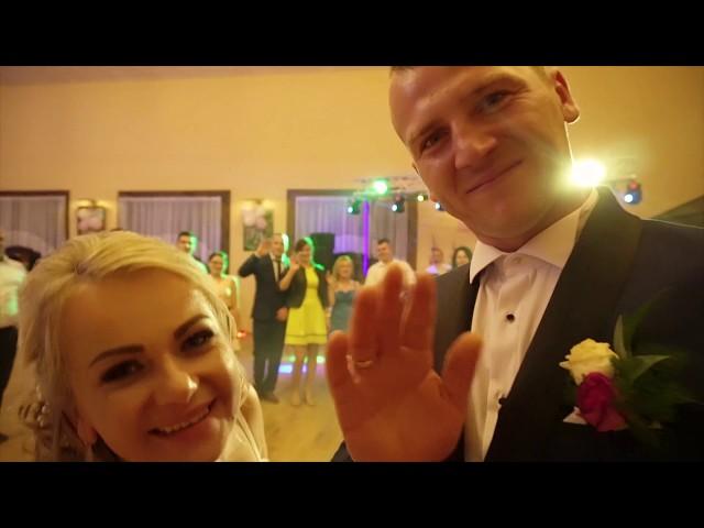 Teledysk weselny -  Agnieszka i Sławek