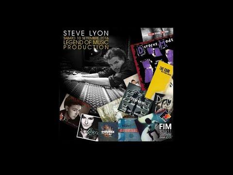 Steve Lyon produttore dei Depeche Mode @ FIM 2016 (intervista con Jocelyn e Michela Pagano)