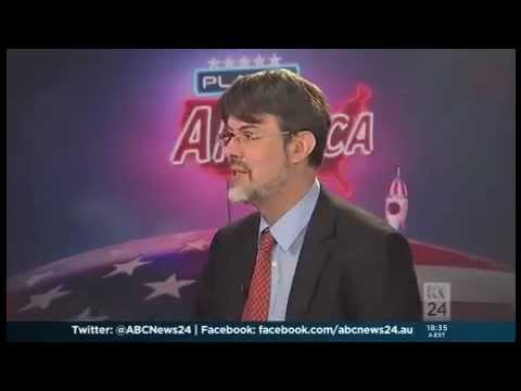 American nationalism not entirely exceptional - ABC TV Planet America 10/08/12