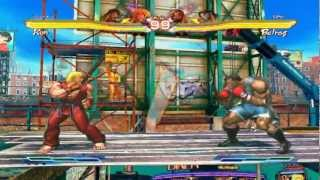 Street Fighter X Tekken PC gamePlay