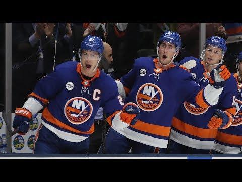 Islanders Top 10 Plays of the Month: December | New York Islanders Gamenight