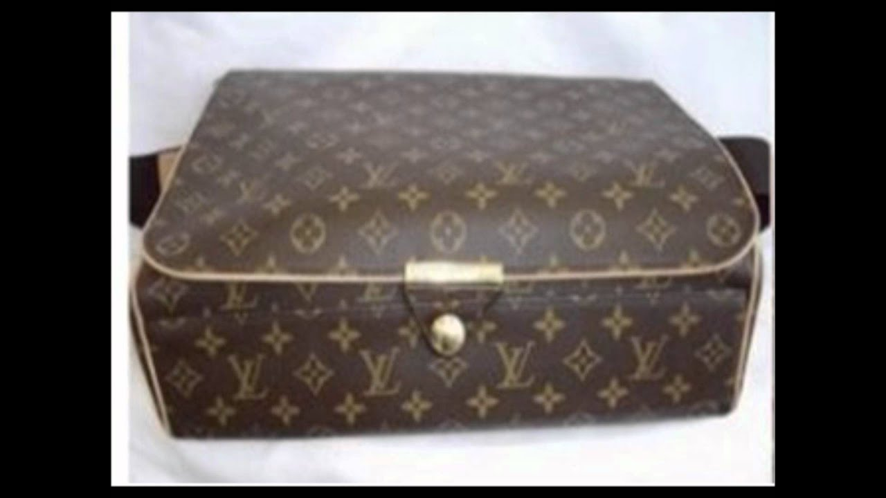 e712d79da99d Louis Vuitton Monogram Abbesses Messenger Bag for sale - YouTube