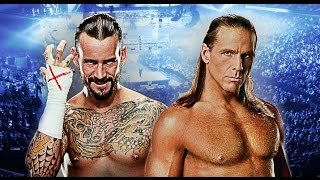 CM Punk vs Shawn Michaels  Wrestlemania 32 Promo  HD