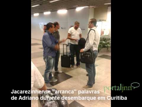 Adriano imperador no Atlético Paranaense