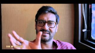 Bichdann Song Making | Son Of Sardaar | Ajay Devgn, Sonakshi Sinha