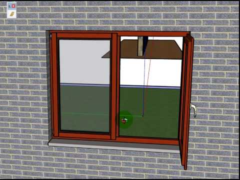 3e doors and windows for sketchup youtube for Sketchup door