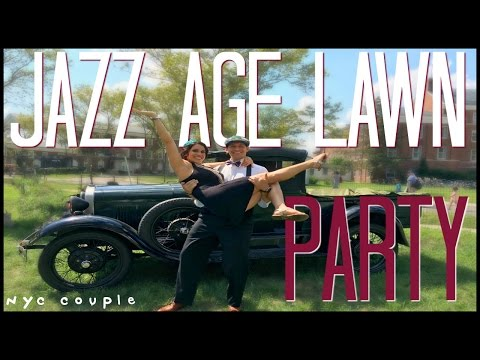 JAZZ AGE LAWN PARTY // THINGS TO DO IN NYC