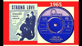 Watch Spencer Davis Group Strong Love video