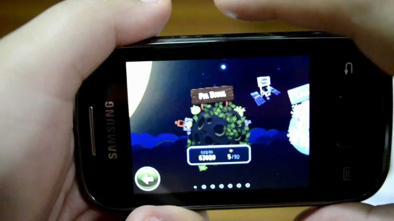 Samsung Galaxy Pocket GT-S5300 - Full Review - YouTube