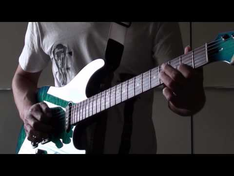 Tom Anderson Droptop vs Fender American Deluxe - Clean Sound