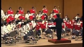 感動 樽屋雅徳 民衆を導く自由の女神 福岡県立嘉穂高等学校吹奏楽部