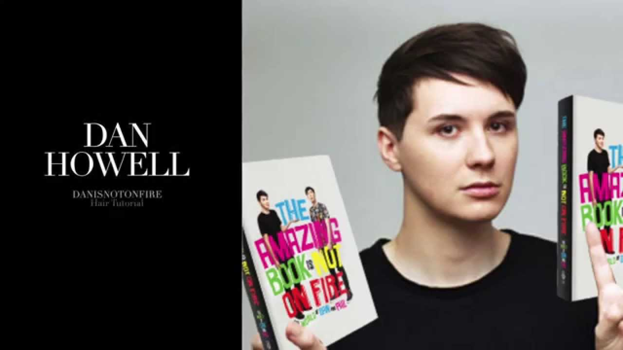 danisnotonfire haircut thesalonguy youtube