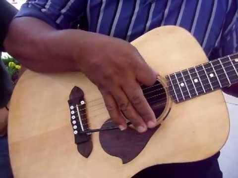 Outdoor Jam No Amp Ba Ferguson Guitars And Predice Hendricks