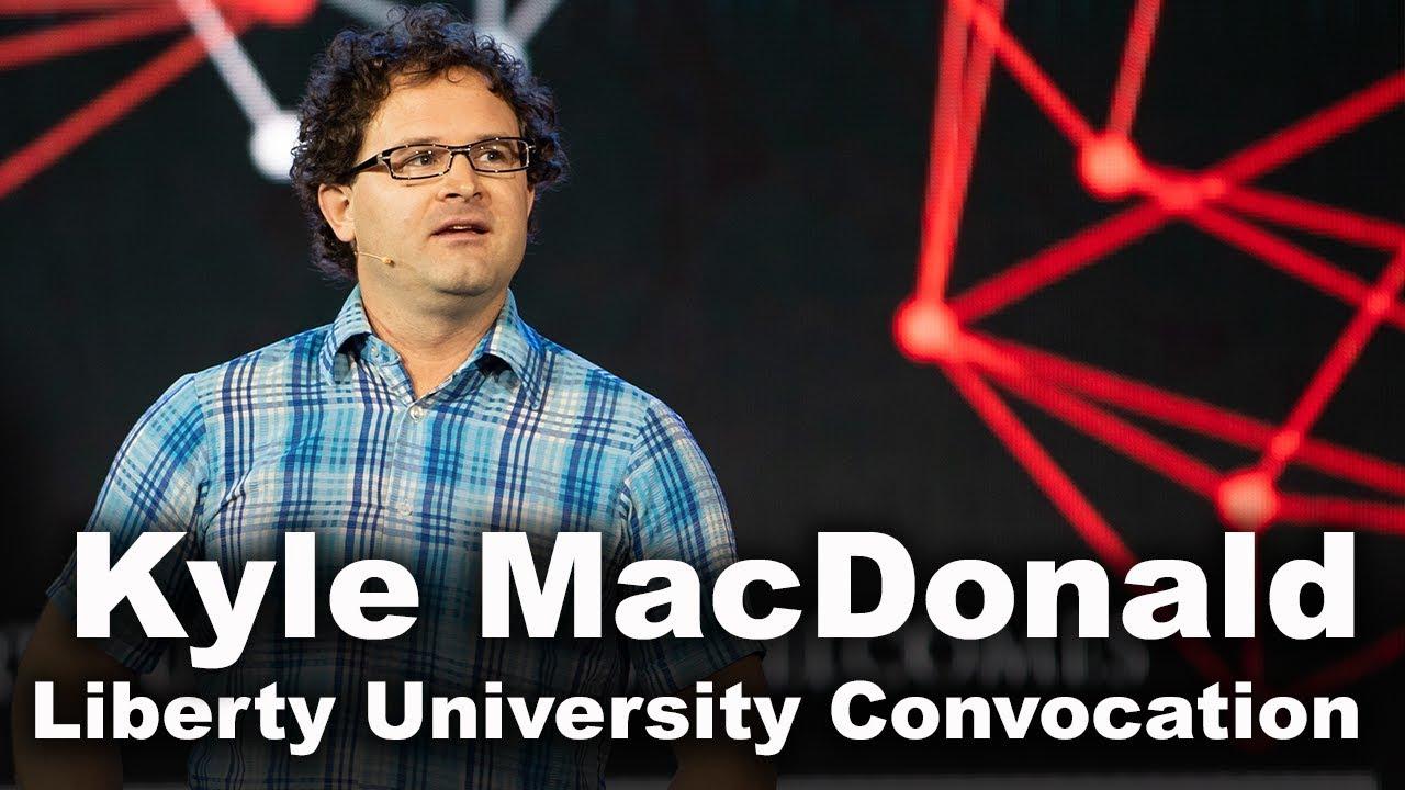 Kyle MacDonald - Liberty University Convocation