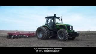 Zoomlion  promotion video - Zoomlion gyári videó