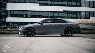 Mercedes CLA 220 4Matic 2019 test PL Pertyn Ględzi