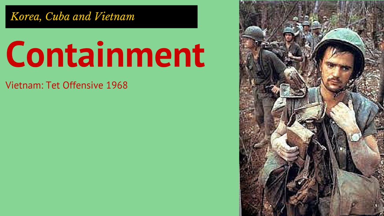 a history of the tet offensive the biggest occurrence of the vietnam war