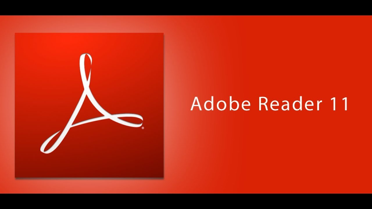 Adobe reader 11 OR XI download & install - YouTube