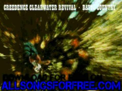 creedence clearwater revival - Keep On Chooglin' - Bayou Cou