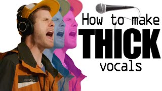 Make THICK Vocals with These 4 Tricks | How to Mix Vocals