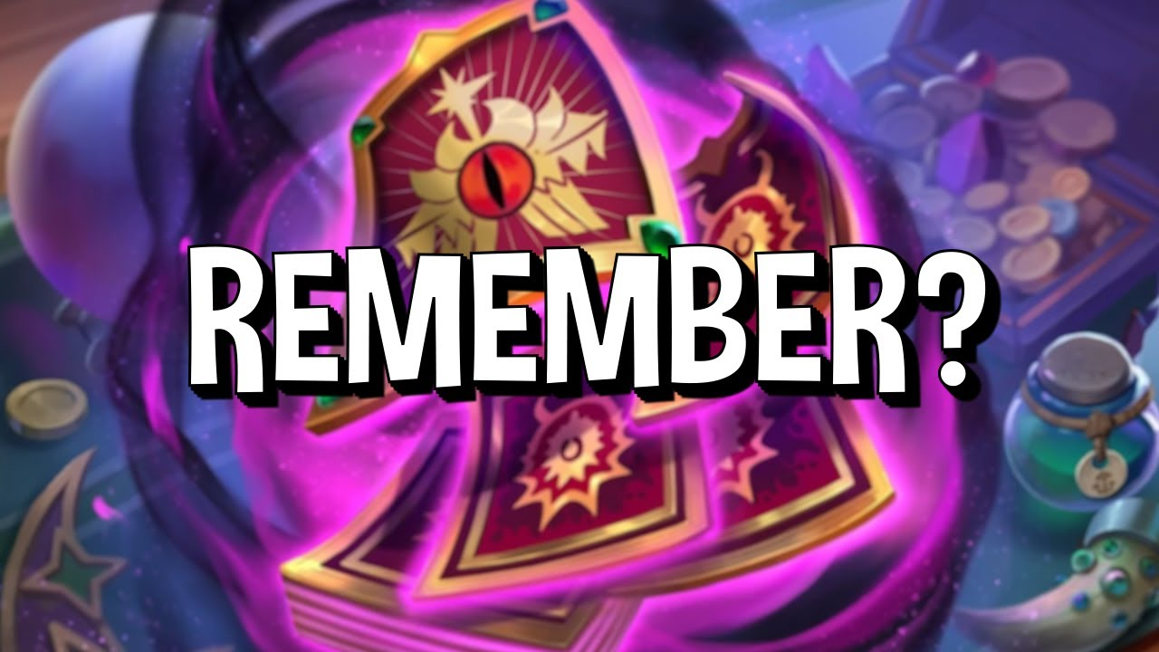 Hearthstone - Remember a Card Called Deck of Chaos?