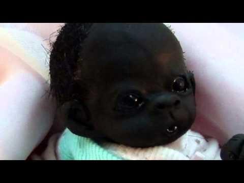 El bebe mas oscuro del mundo: la verdadera historia