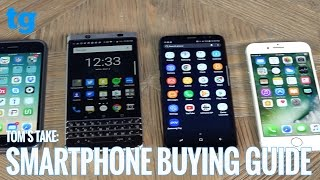 Tom's Take: Smartphone Buying Guide