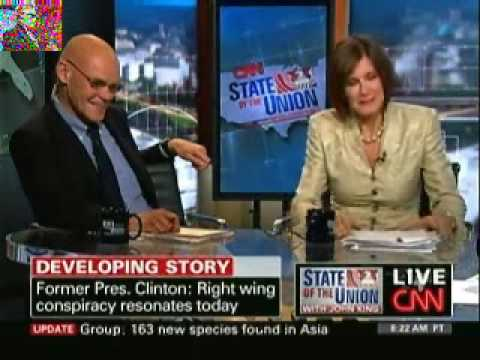 Carville, Matalin Face Off On Bill Clinton